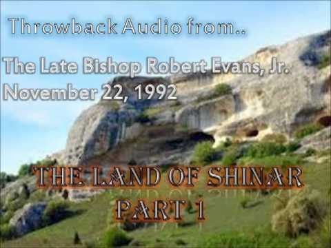 "The Late Apostle Robert Evans, Jr.-""The Land Of Shinar *part 1*, Baltimore 1992"
