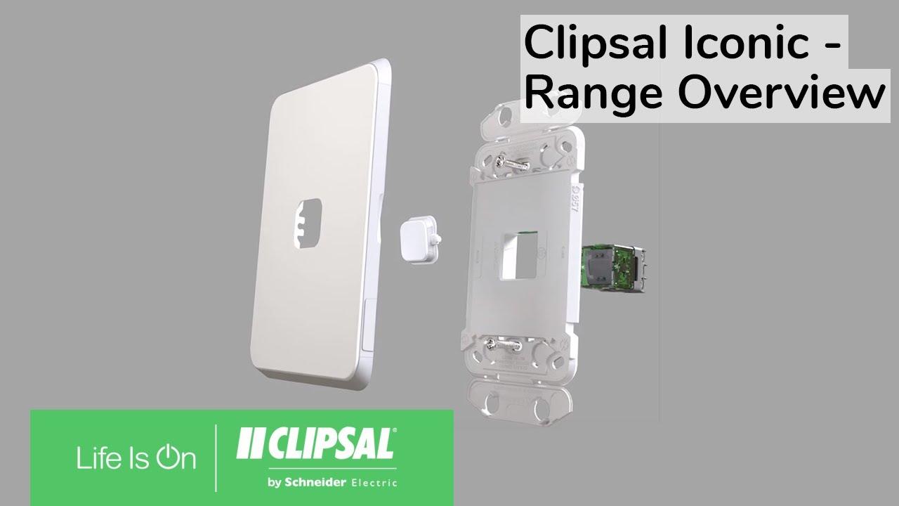 clipsal ceiling fan switch wiring