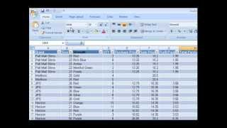 MS Excel Basics - Clear Recent Documents List Excel