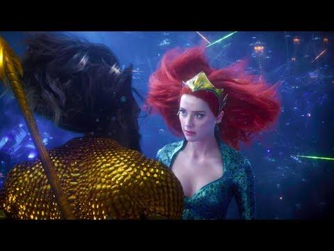 Download Mera kissing Aquaman | Aquaman [4k, IMAX]