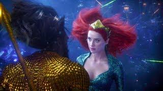 Mera  kissing Aquaman | Aquaman [4k, IMAX]