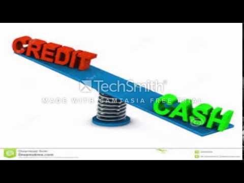 Cash & credit