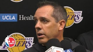 Lakers' duo of LeBron and Anthony Davis the best in NBA - Frank Vogel | 2019 NBA Training Camp