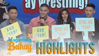 "Magandang Buhay: ""Bukingan Time"" with Alonte Brothers and Andalio Siblings"