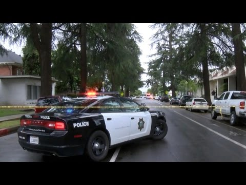 Fresno Shooter Shouted