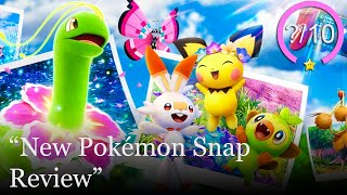 New Pokémon Snap Review [Switch] (Video Game Video Review)