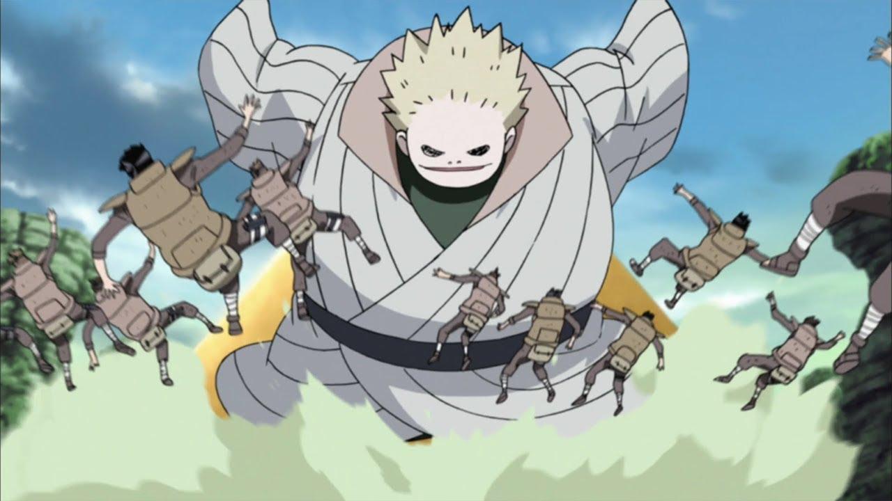 Naruto Shippuden Episode 302 -- Terror! The Steam Imp ...