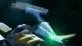 Power Rangers Ninja Storm X Dino Thunder