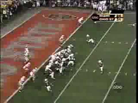 Ohio State vs Miami: The Last Play