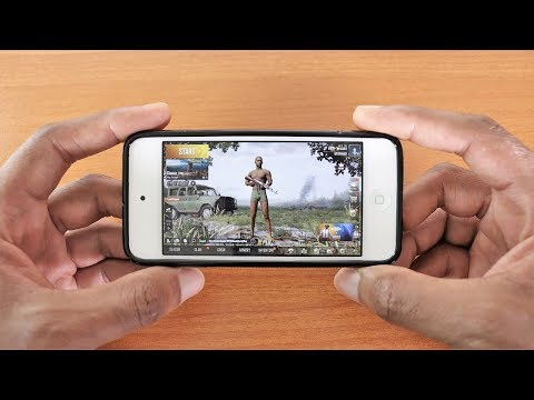 IPod Touch 7 Gaming Test - Fortnite & PUBG