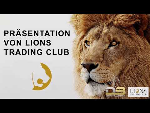 Lions Trading Club - Deutsche Präsentation