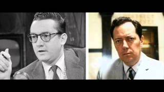 "JIM GARRISON ON ""THE STEVE ALLEN SHOW"" IN 1971 (ALONG WITH BOB DORNAN AND MORT SAHL)"