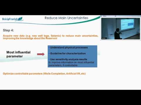 Videoconferencia Uncertainties Management in Reservoir Characterization and Modeling - Acipet