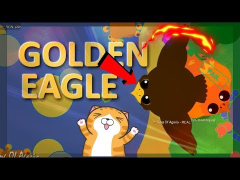 ULTRA RARE GOLDEN EAGLE // MOPE.IO // TROLLING PLAYERS IN МОПЕ ИО //