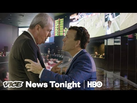 Sports Gambling Became Legal Because Of A Horse Track (HBO) Mp3