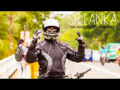 Motorbike Adventures in the Island Country of Sri Lanka- 2016