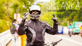 Motorbike Adventures in the Island Country of Sri Lanka- 2016