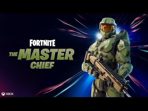 Master Chief Joins The Fight In Fortnite