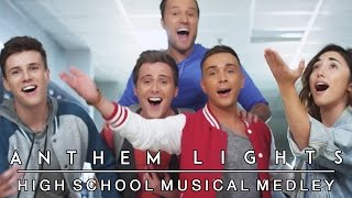 Repeat youtube video High School Musical Medley | Anthem Lights Mashup (ft. Alex G)
