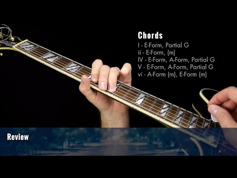 Simple Ballad Guitar Chords & Progressions - Lesson 1