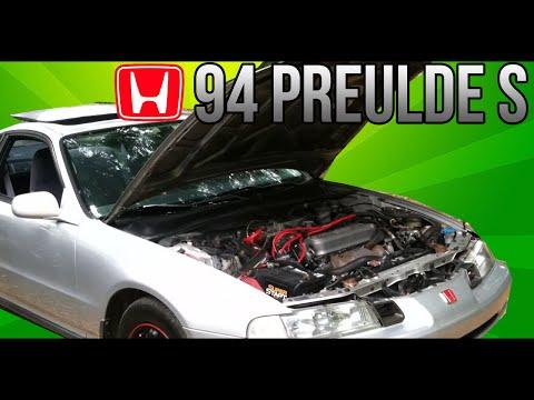 My 94 Honda Prelude S