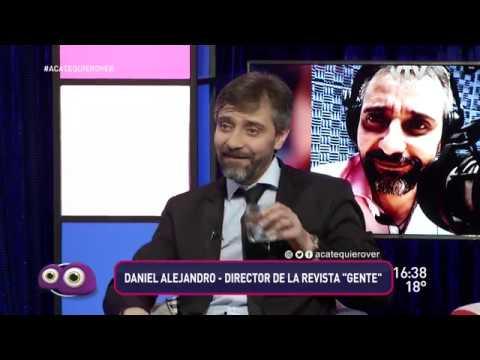 Invitado: Daniel Alejandro (parte dos)
