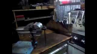 видео Тиски для сварки