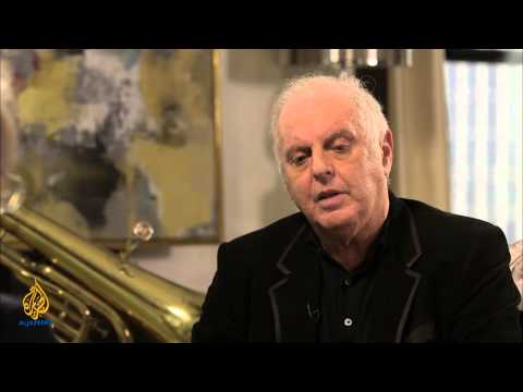 The Frost   Daniel Barenboim: 'Spaces of dialogue'