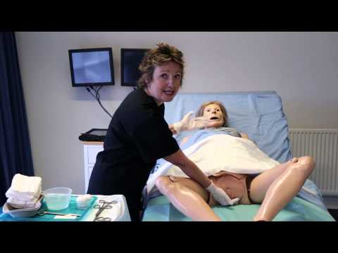 Thumbnail: How to deliver a baby - study midwifery