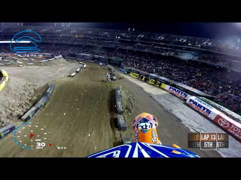 GoPro: Alex Martin Main Event 2018 Monster Energy Supercross from Oakland