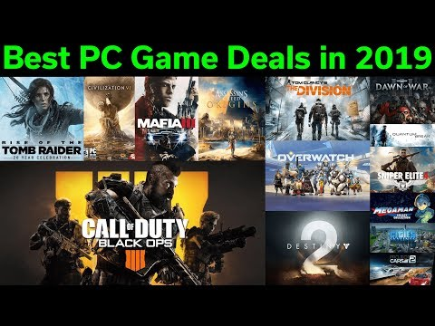 BEST Place To Buy PC Games In 2019 — 100% Authentic Keys — Support Charity — Huge Savings