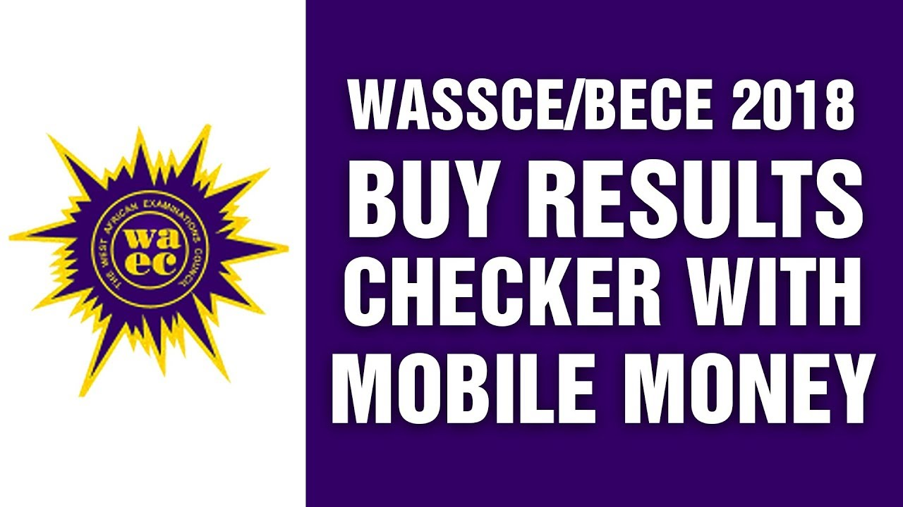 WASSCE/BECE RESULTS OUT: How To Buy RESULTS CHECKER With MTN MOBILE MONEY