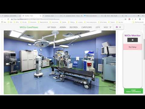 WiCis Health - Build a full telehealth solution, with automated charting, in 7 minutes!