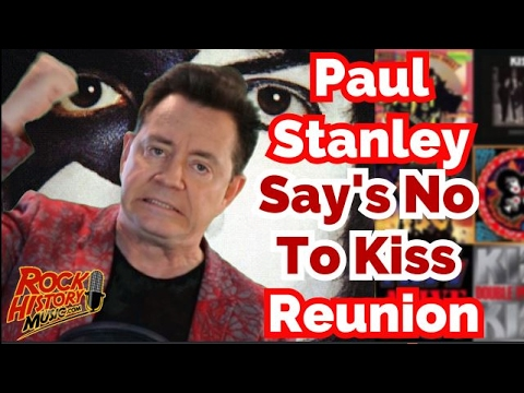 Paul Stanley Says No To Kiss Reunion with Ace Frehley Mp3