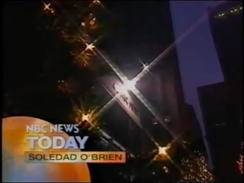 TODAY Show Open   1.1.2000