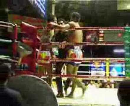 muay thai bangkok lumpimi boxing stadium corps à corps