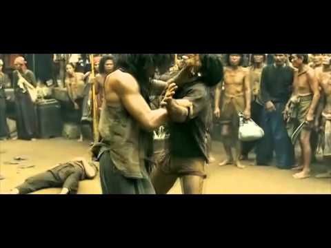 tony jaa is just a tad bit tipsy ong bak 2 drunken style fight scene