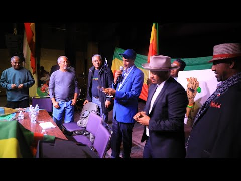 # Ethiopian News # Eskender Nega Interview with VOA