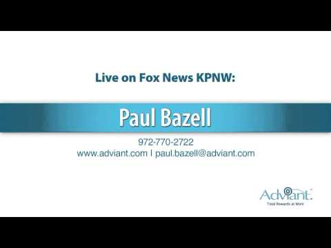 Paul Bazell featured on the radio in Oregon - 1/28/14