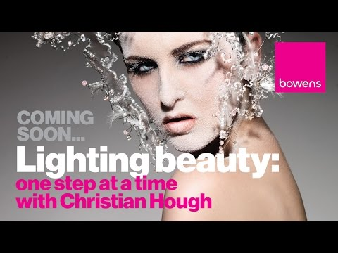 Coming soon...Lighting beauty: one step at a time with Christian Hough