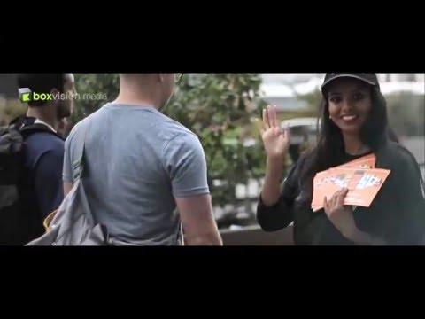 LONDON CITY LIFESTYLE RETAIL BUSINESS  PROMO  AD 2015