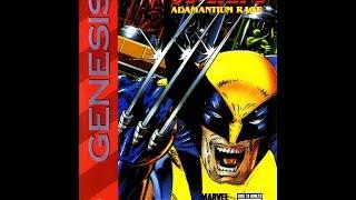 Wolverine: Adamantium Rage Прохождение (Sega Rus)