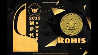 Download lagu Nominasi Ekstrakurikuler Terfavorit MPK Award 2019 - Rohis