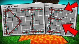 SOMEONE LEFT THIS MESSAGE IN MY CHEST... | Minecraft