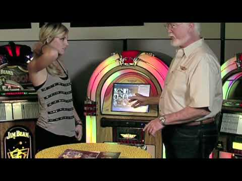 Rock-Ola Juke Box Factory Tour - How to make a jukebox