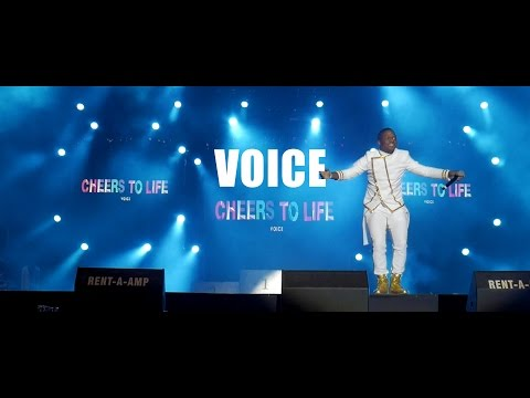 Voice - Cheers To Life ( LIVE ) | International Soca Monarch 2016 [ NH PRODUCTIONS TT ]