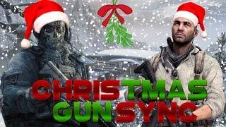 "Multi GunSync - ""Merry Christmas Everyone!"""