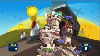 Worms 2 ARMAGEDDON Custom online game play