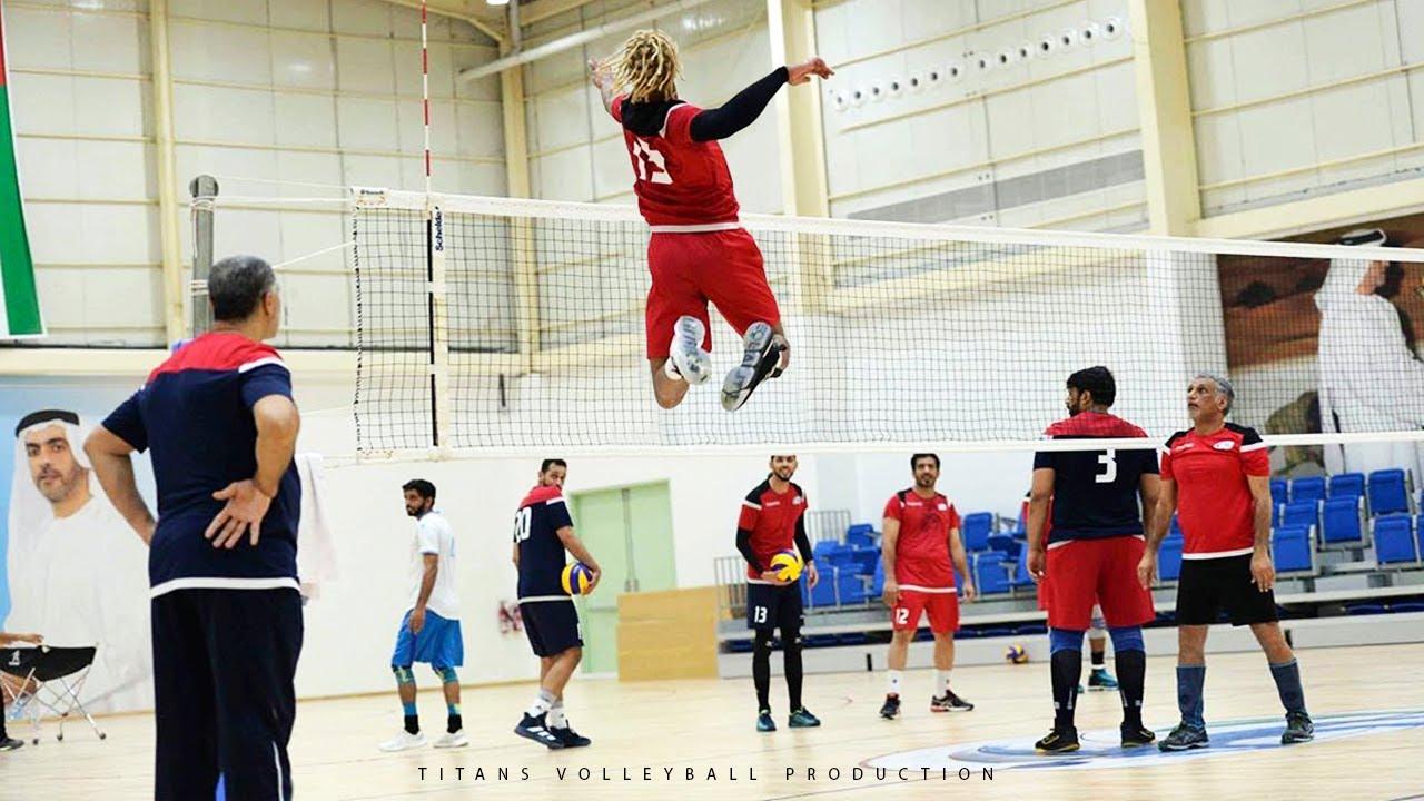 Terrel Bramwell | Height 188cm | Spike  370cm | Monster of the Vertical Jump