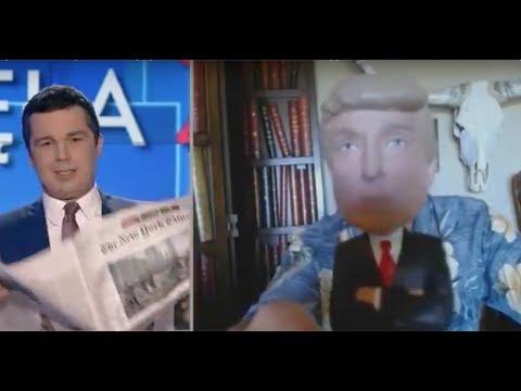 Cejrowski w TVP o fałszywych mediach w Polsce i walce z aborcją w USA